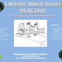 1. Brecher Mixed Turnier