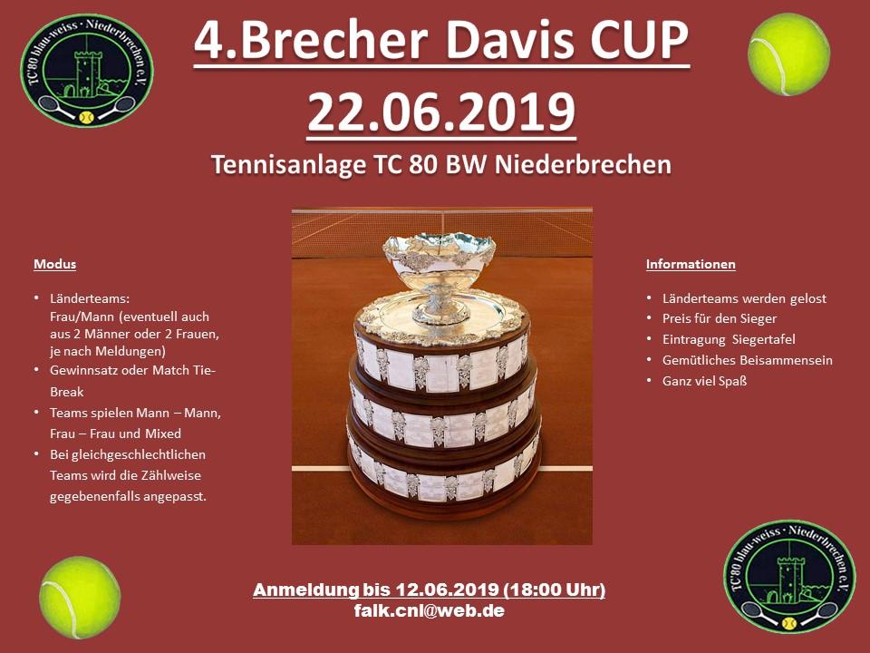 4.Brecher Davis Cup