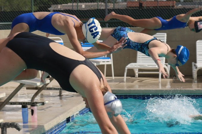 TCA Torpedoes Swim Meet