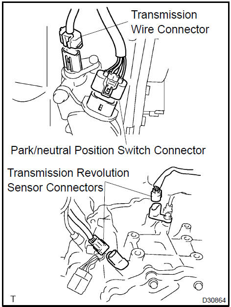 Toyota A340e Transmission Valve Body Diagram
