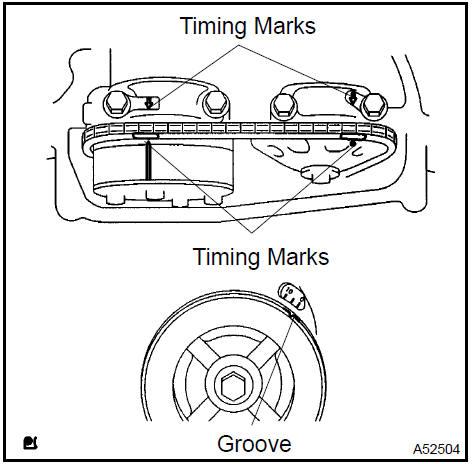 1az Fe Engine Timing Mark Diagram