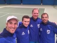 Team um Florian Lemke