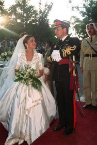 حفل زفاف الملك عبدالله الثاني والملكة رانيا