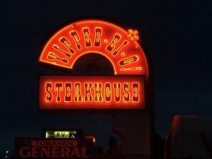 Yippee-EI-O! Steakhouse