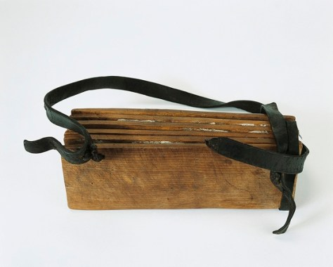 Figure 2 Springmount Bog Tablet, National Museum of Ireland (No. S.A. 1914: 2). Source. .