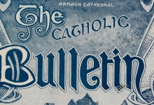 The Catholic Bulletin's 'Events of Easter Week'