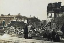 The Ruins of Dublin 1916