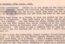 'Such excitement! Dublin is in the hands of the Sinn Feiners' : The diary of Lil Stokes, Dublin 1916
