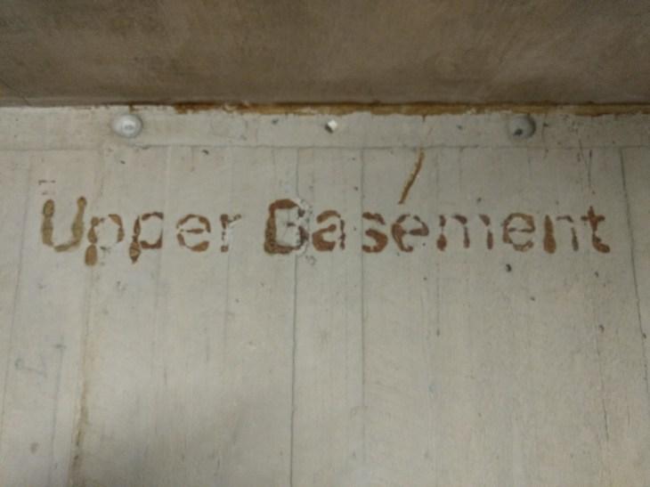 Upper Basement