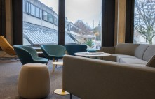 Iveagh Hall social seating