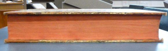 Hieronymus: Epistolae v.I, Rome, 1468 (shelfmark: LL.b.31)