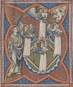Medieval manuscripts   Manuscripts at Trinity