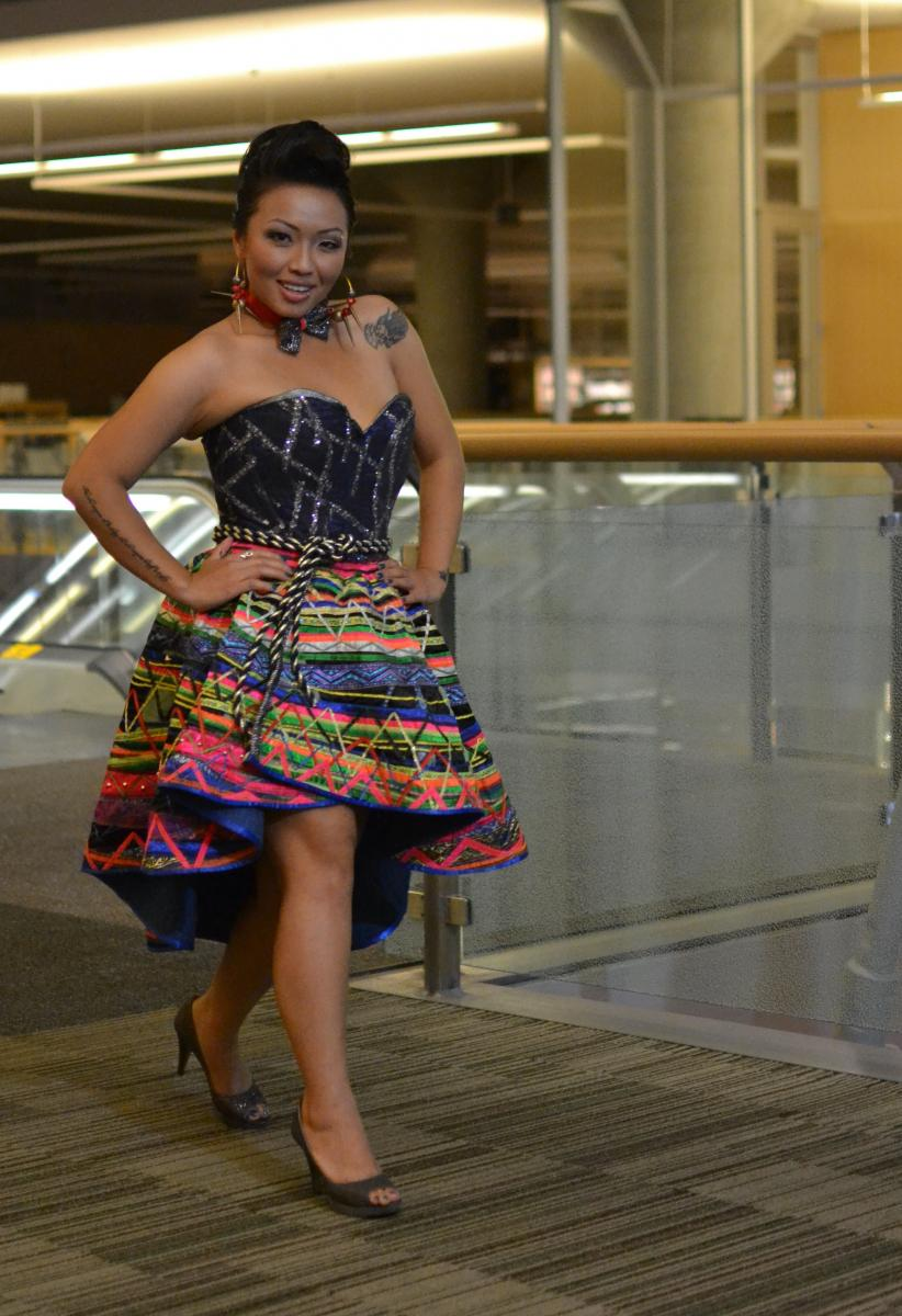 STYLE  Hmong designers strut their stuff in Fresh
