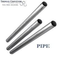 Pneumatic Conveying Pipe Straight Sch 5, Sch 10, Sch 40 ...
