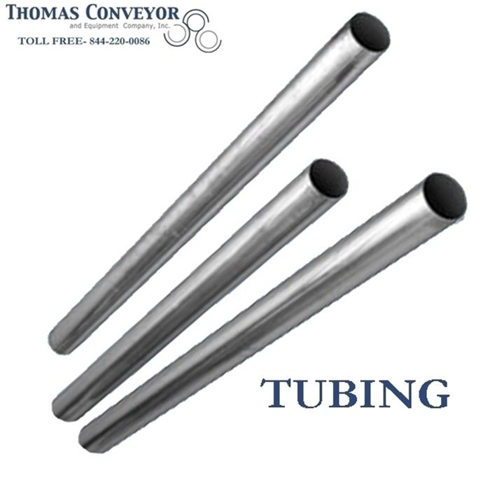 Pneumatic Conveying Tube Tubing 11 ga. 14 gauge. 16 GA. Straight Aluminum Stainless Steel Carbon Galvanized