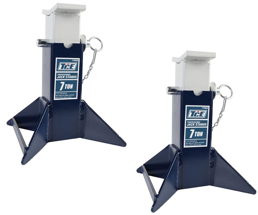 TCE Professional Grade Hydraulic Bottle Jack 20 Ton Capacity TCE92007