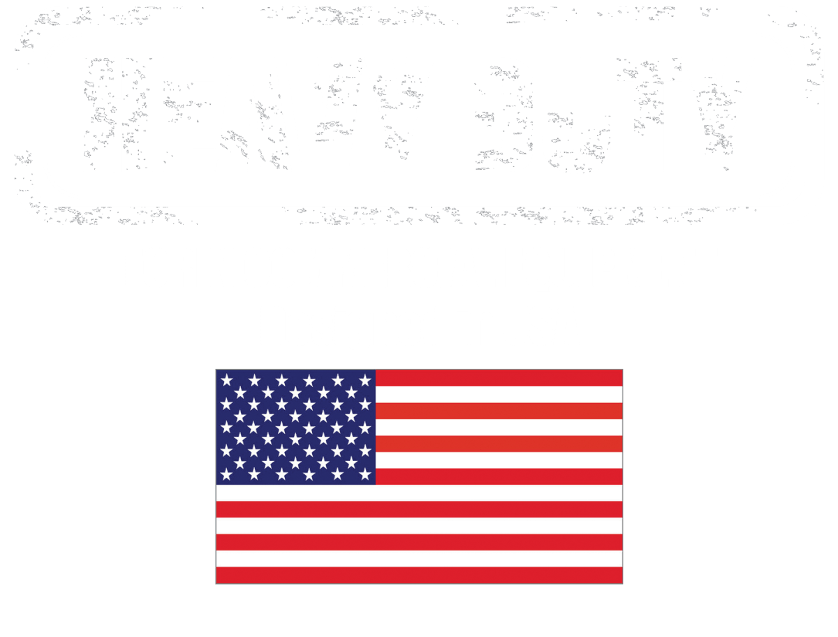 Heavy Duty image with USA Flag condensed_white