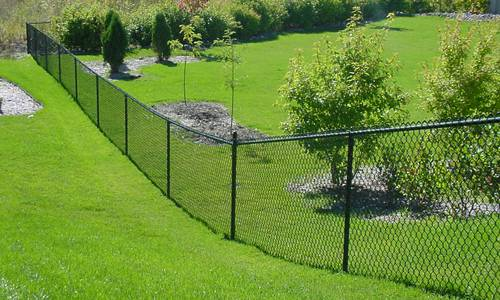 Image Result For Chain Link Fence Cost