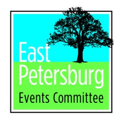 east petersburg events committee logo