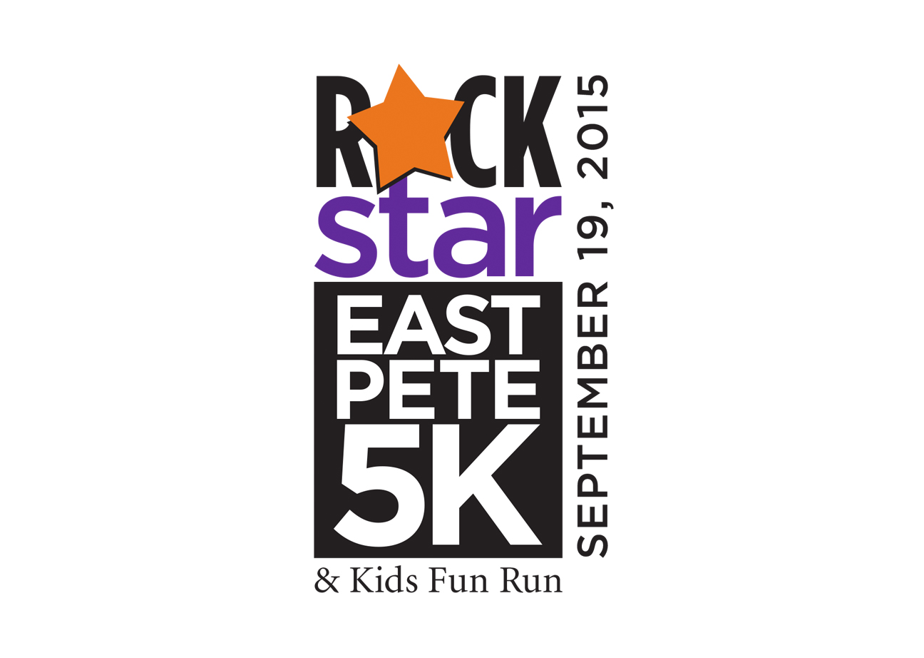 East Pete 5K Rock Star