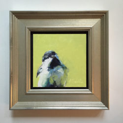 original bird painting by Kim Smith
