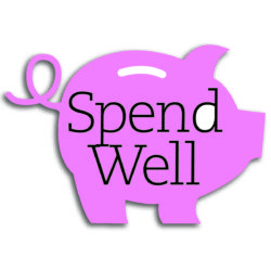 spend well piggy bank