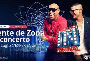 Gente de Zona in concerto il 30 luglio all'Experience Milano