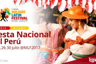 """""""Fiesta Nacional del Perú"""": 3 Giorni di festa al Milano Latin Festival"""