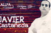 Lo chef Javier Castañeda, dal Santa Barbara di Madrid all'Artigiano in Fiera