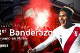 Tercer Banderazo peruano en Milán