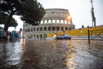 Unas 1.000 personas evacuadas en Italia