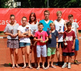 Clubmeister TC Topspin 2013 Jugend