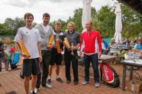 Sieger Herren B Landkreismeisterschaft Ebersberg 2013