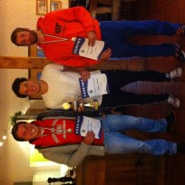Sieger Herren Landkreismeisterschaft Ebersberg 2014