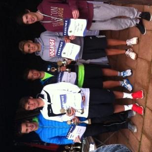 Sieger Junioren 18 Landkreismeisterschaft Ebersberg 2014