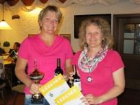 Sieger Damen 35 Landkreismeisterschaft Ebersberg 2015