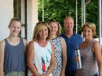 Sieger Doppel Damen Clubmeisterschaft TC Topspin Grafing Ebersberg 2017