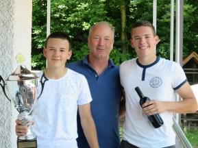 Sieger Herren Clubmeisterschaft TC Topspin Grafing Ebersberg 2017