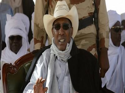 Tchad : le president Tchadien Idriss Deby Itno (25/01/2016)