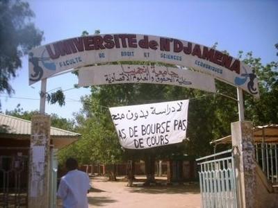Rentrée universitaire au Tchad: pas de bourses pour les étudiants, pas d'exonération des droits d'inscription
