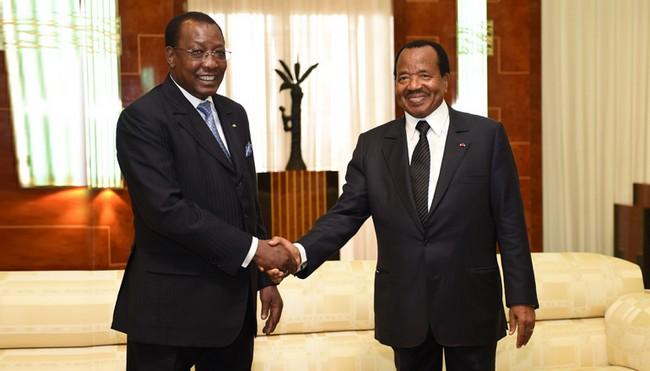 Cameroun: le Président Idriss Déby Itno attendu à Yaoundé pour une visite de deux jours