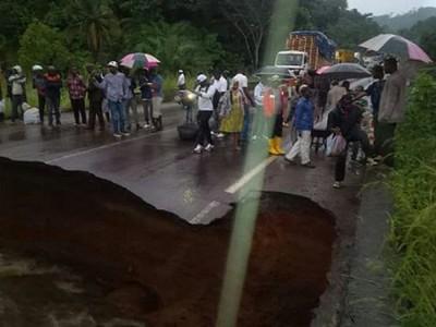 Axe Yaoundé-Douala coupé: il faut s'attendre à une spéculation et une hausse des prix sur les marchés alimentaires au Tchad et en Centrafrique