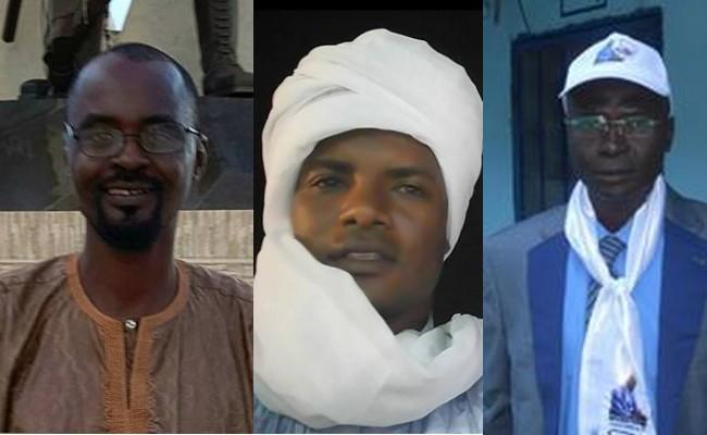 Lutte contre la torture et les détentions arbitraires au Tchad: Mayadine Babouri, Dinamou Daram, Hissein Sougui Chidimi, Abakar Mahamat, … seraient torturés