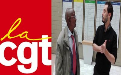 Le syndicat français CGT à la rescousse des travailleurs tchadiens: «Non à la précarisation des fonctionnaires et des étudiants au Tchad !»