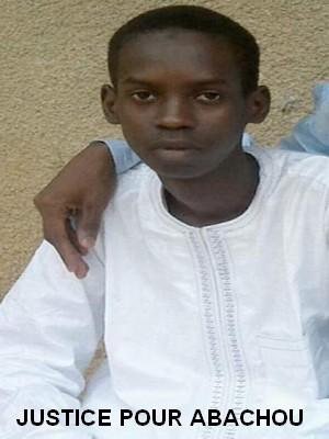 Assassinat du lycéen Abachou au Tchad: impunité totale pour les assassins et commanditaires, un an après !