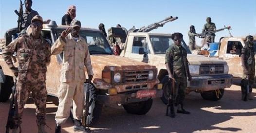 Libye: les Toubous font une démonstration de force à Mourzouk