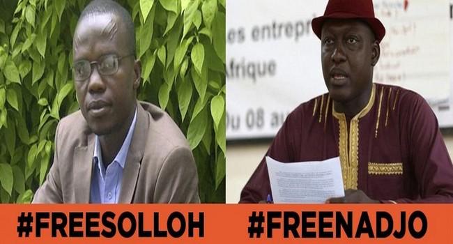 Tchad: le verdict du procès de Nadjo Kaina Palmer et Bertrand Solloh Gandere sera prononcé ce jeudi 4 mai par le tribunal de grande instance de N'Djaména