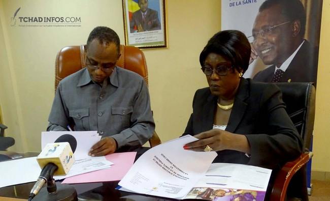 Tchad: le ministère de la santé publique passe sous la coupe de la fondation Grand Cœur de la Première Dame Hinda Déby