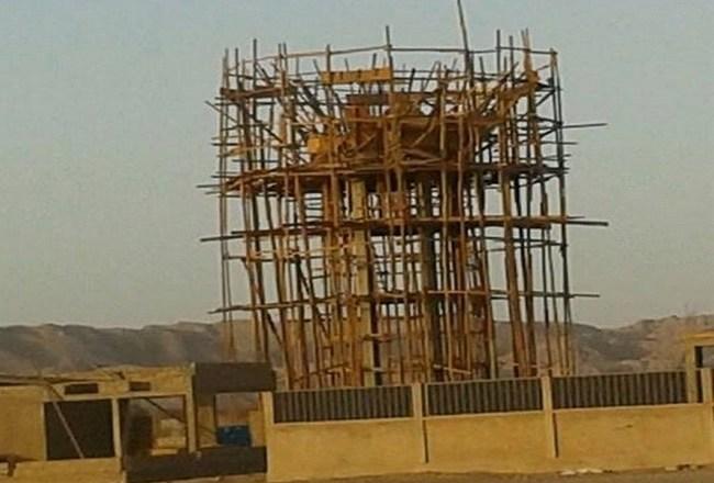 Le château d'eau de Zouar dans le nord du Tchad: qui va contraindre l'entrepreneur à finir le chantier ?