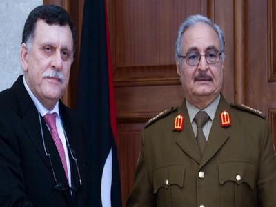Tout le monde au chevet de la Libye: Sassou réunit à son tour Haftar et Sarraj à Brazzaville